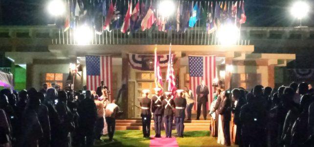 Niger: Célébration du 243ème anniversaire de l'Indépendance des États-Unis d'Amérique