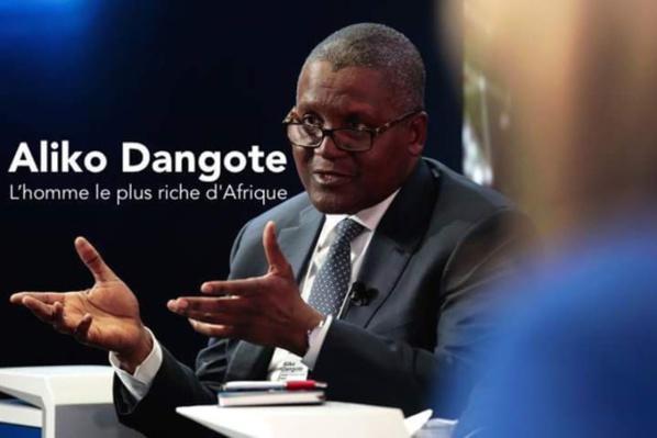 Vol et escroquerie: Aliko Dangote sera jugé le 28 février à Dakar