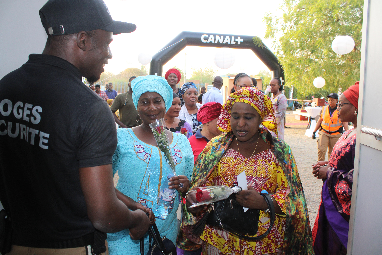 Journée Internationale des Droits de la Femme: Canal+ offre des moments riches en émotions à quelques 150 femmes