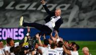 Sacre du Real Madrid : le « gris-gris » utilisé par Zidane enfin dévoilés.