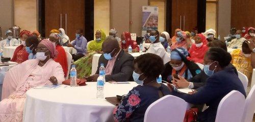 ''Café Genre'' organisé par ONU-FEMMES:  « Problématique de la participation politique des femmes dans le processus électoral 2020 – 2021 »