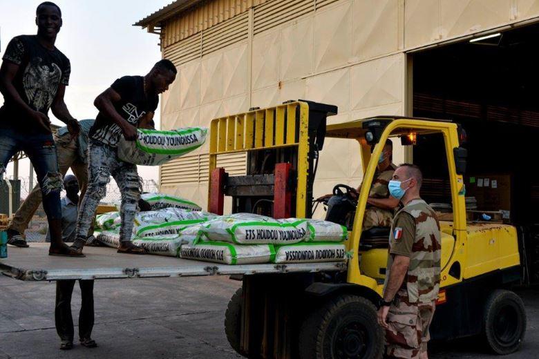 Opération Milan Farabougou: réapprovisionnement durable des 3000 habitants