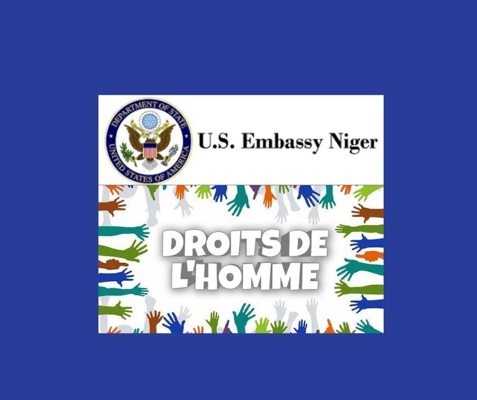 Les Droits de l'Homme sont le fondement d'une Démocratie Saine ! Éditorial de l'Ambassadeur Eric Whitaker